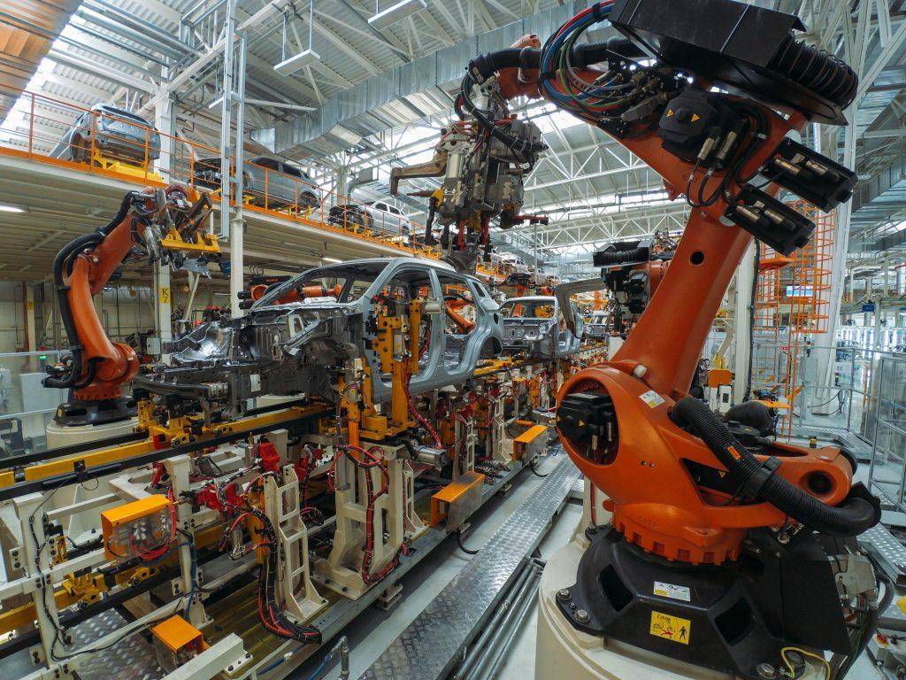 industria 4.0 segmento automotivo