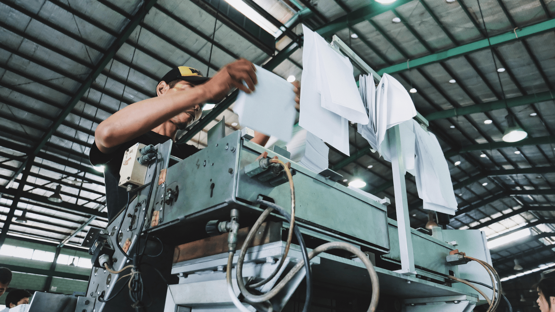 supervisor-manutencao-transformar equipe fábrica